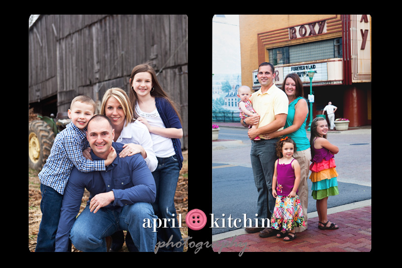 April Kitchin Photography- Family 1
