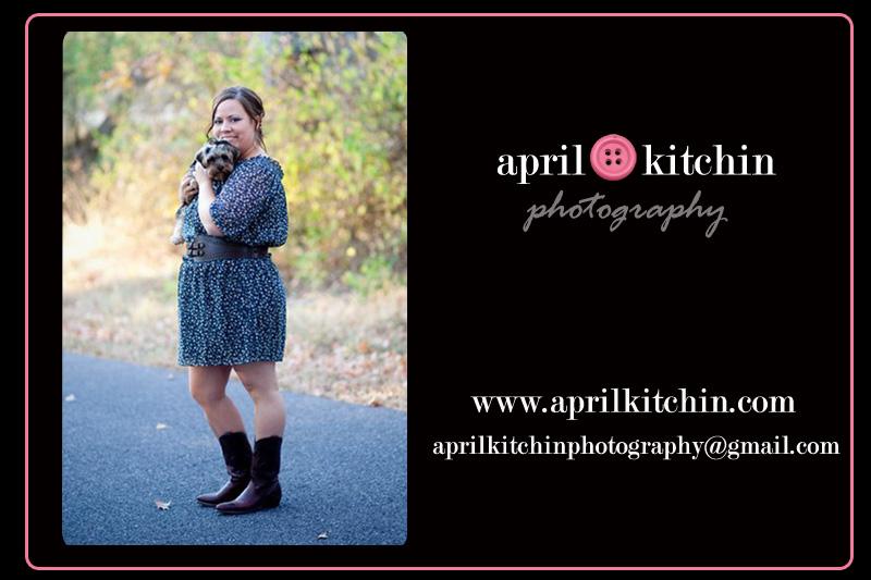 April Kitchin Photography- Me 1